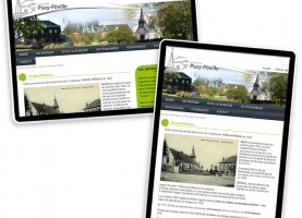 Site Web mairie