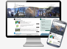 Site Web responsive mairie